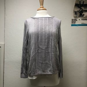 LUCKY BRAND Double-Layer Sweater